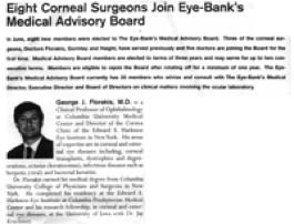 Eye-Bank Medical Ad
