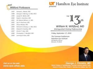 William Williford Award